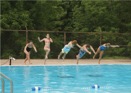 geneva center swimming pool
